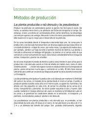 4. Métodos de producción - World Agroforestry Centre