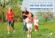 Improvement Plan 2011 - 12