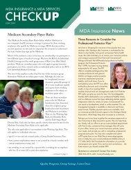 June - MDA Insurance