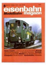 Magazin pdf eisenbahn