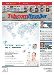 How New Technologies will Transform Compliance ... - ASC telecom