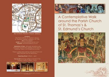 to view it. - St Thomas' Church