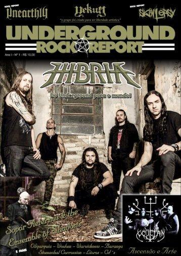 UNDERGROUND ROCK REPORT - 1