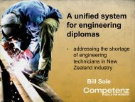 Session 2B - Bill Sole - A unified system for engineering diplomas ...