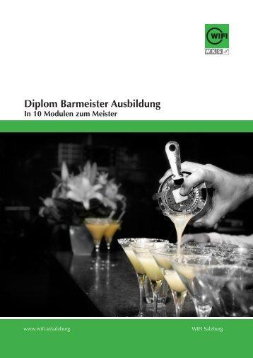 Diplom Barmeister Ausbildung