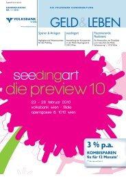 GELD&LEBEN - Volksbank Wien AG