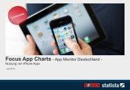 Focus App Charts - App Monitor Deutschland -