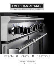 2011 Product Brochure - AJ Madison