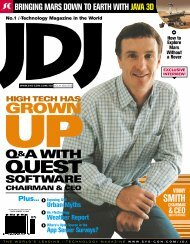 high tech has grownup - Quest Software