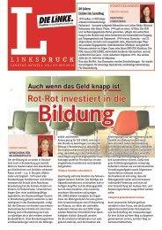 L-Aktuell 09 / 2010 - PDF 1.2 M - Die Linke. - Brandenburg.de