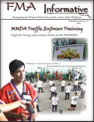 FMA Informative Issue No # 37
