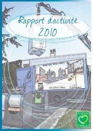 Télécharger le dernier rapport d'activité du syndicat ... - Deuil-la-Barre