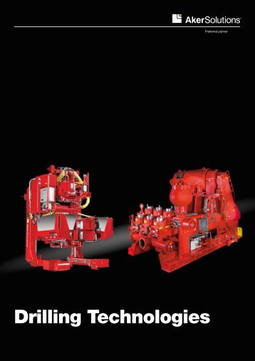 Drilling Technologies - Aker Solutions