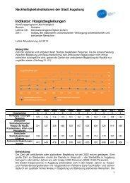Indikator C8 Z1-2 Hospizbegleitungen - Nachhaltigkeit - Stadt ...
