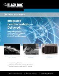 Annual Report - Black Box
