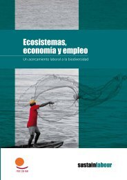 Ecosistemas, Economia y Empleo - Sustainlabour