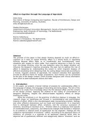Affect-in-Cognition through the Language of ... - ResearchGate