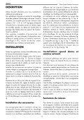 Custodia a sfera di piccolo diametro ed accessori Small ... - Videotec - Page 7