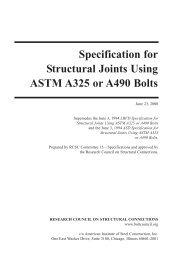 ASTM A325 Bolts