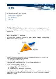 Ausgabe 3.2013 - BANK IM BISTUM ESSEN eG