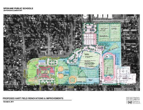 spokane public schools proposed hart field renovations ...