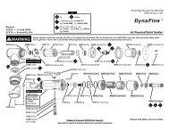 DynaFineTM - Dynabrade Inc.