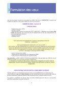 GUIDE DES MUTATIONS 2012 - Siaes.com - Page 6