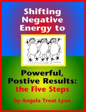 Shifting Negative Energy to - EFTBooks.com