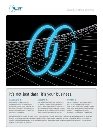 It's not just data, it's your business. - Net Brains