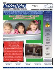 Newsletter 6 page working file 2010.pub - Abbotsford Christian School