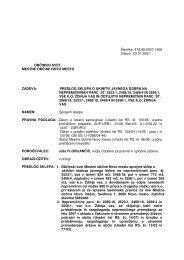 26.2 Predlog sklepa o ukinitiv javnega dobra na nepremičninah parc ...
