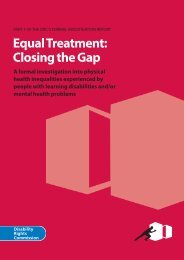 Equal Treatment: Closing the Gap - Primary Care Neurology Society