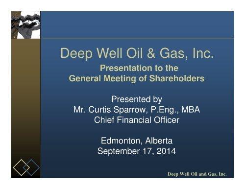 DWOG General Meeting Shareholders 2014-09-17 FINAL