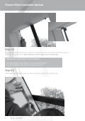 the Conservation Rooflight® Pleated Blind Installation Manual - Page 6