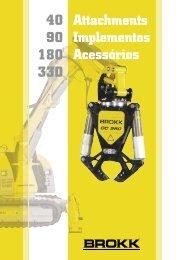 Catálogo BROKK Implementos ES y PT - Anzeve