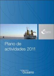 plano anual de actividades 2011 - Instituto Hidrográfico