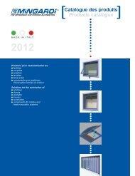 [Catalogue des produits Products catalogue - Electro Mechanical ...