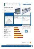 [Catalogue des produits Products catalogue - Electro Mechanical ... - Page 7