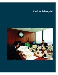 Comisión de Disciplina