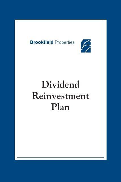 Brookfield infrastructure dividend reinvestment program recognised investment exchange hmrc website