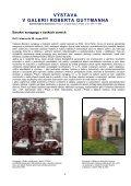 židovské muzeum v praze aktuální informace – březen 2011 - Page 2
