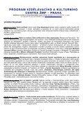 židovské muzeum v praze aktuální informace – březen 2011 - Page 3