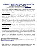 židovské muzeum v praze aktuální informace – březen 2011 - Page 5