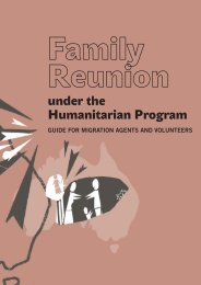 Refugee Family Reunion Guide - CASE for Refugees