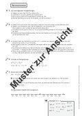 Hausaufgaben Gleichungen und Formeln - Seite 5