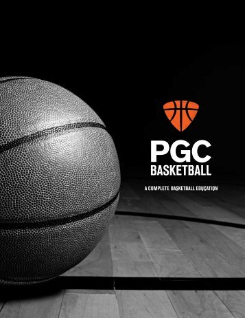 Athletes' Welcome Booklet - PGC Basketball