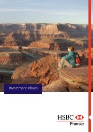 Investment Views - HSBC