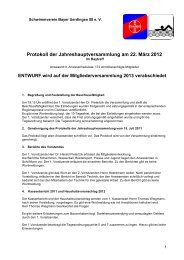Protokoll der Mitgliederversammlung 2012 - SV Bayer Uerdingen 08 ...