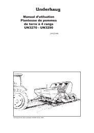 Manual d'utilsation Planteuse de pommes de terre à 4 ... - TKS AS