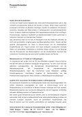 Presseinformation Drees Sommer steigert den Konzernumsatz um ... - Page 2